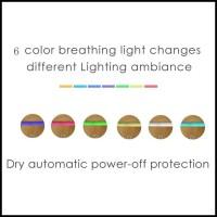 jual Aromatherapy Air Humidifier Desain Kayu