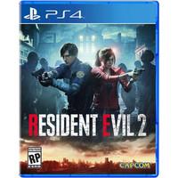 PS4 Resident Evil 2 / Remake (Reg 2 / EUR / English)