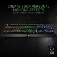 Razer Cynosa Chroma Gaming Keyboard Individual Backlit - RZ03-022601