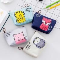 Dompet koin dan kartu Animal design ver.2 / coin purse