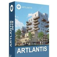 ARTLANTIS 2019 FOR MAC - WIN