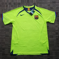 Jersey Retro Barcelona Away 2005-06