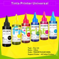 Tinta Refill Cartridge HP 704 Infus Printer 2010 K010a 2060 2135 1515