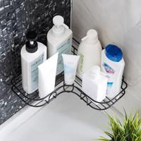 Corner Kitchen Bathroom Rack Rak Peralatan Dapur Peralatan Kamar Mandi