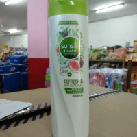Sunsilk Shampoo Hijab Recharge Refresh & Anti-Dandruff 340ml