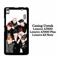 Custom Case Lenovo A7000 BTS team Casing Hardcase Cover