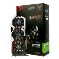 VGA COLORFUL IGAME NVIDIA GEFORCE GTX 1070 U-TOP-8G DDR5