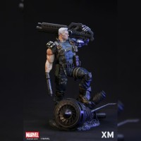 xm studio cable resin statue