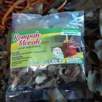 Minuman Tradisional Rempah Merah - Wedhang Uwuh - Wedhang Secang