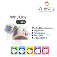 WhyCry Baby Crying analyzer Series Plus