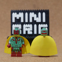 Y1-013 Minifigure The Vision Avengers - Lego Compatible