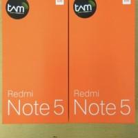 xiaomi note 5 pro 4/64 garansi resmi tam 1 tahun