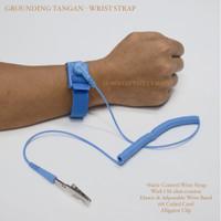 Grounding Tangan / Wrist Strap/ Gelang Antistatic