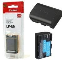 Baterai batre Canon lpe6/LP-E6 for Canon Eos 60D/70D/80D/5D/6D/7D