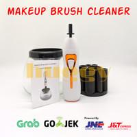 Electric Make Up Brush Cleaner / Spindle Brush /Pembersih Kuas Make Up - Tanpa Bubble