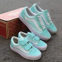 Couple Vans Old Skool Tosca Import / Sepatu Wanita / Sepatu Anak