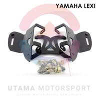 Breket Dudukan Serpo Spion R25 Fairing Fering Yamaha Lexi MHR Racing