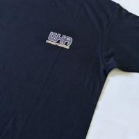 Kaos T-shirt print logo WHA
