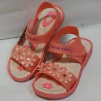 Sepatu Sandal Anak S25-29 Sandal Pesta Bunga Cantik New Era