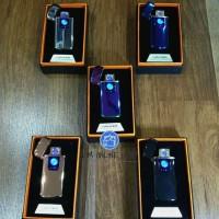 NEW Korek Api Elektrik Fingerprint Touch Sensor LED Display Power