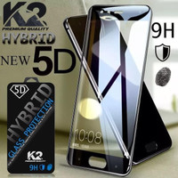 [TEMPERED GLASS 5D] warna K2 PREMIUM QUALITY VIVO Y91 / V11 / V11 PRO