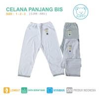 CELANA PANJANG BAYI / TODDLER FLUFFY BIS ABU (Isi 3pc) Size 1-2-3