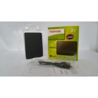 Hardisk External Toshiba Canvio Basic 2TB