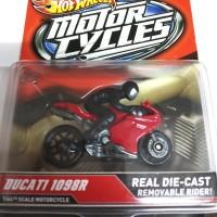 Hotwheels DUCATI 1098R MOTOR CYCLES