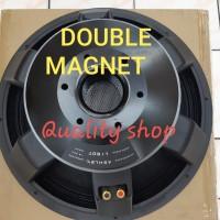 SPEAKER 18 INCH ASHLEY DOUBLE MAGNET 2000 WATT KARAKTER LOW