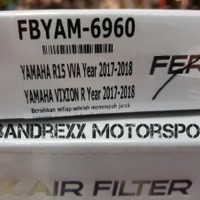 Filter Udara Ferrox For R15 VVA- Vixion R Original Made in Thailan