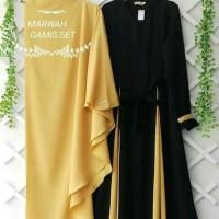 Baju Gamis Syari MARWAH