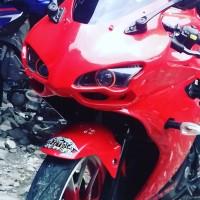 Kedok Panigale GSX R150 Ducati EVO