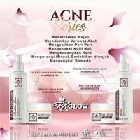 [ORIGINAL BPOM] RK GLOW Acne series by ANJ / Kosmetik Viral