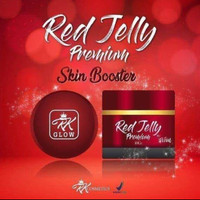[ORIGINAL BPOM] RK Glow RED JELLY Premium by ANJ / Kosmetik Viral