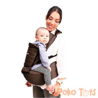 Gendongan Kiddy Hiprest Baby Carrier 2 in 1 Multi Fungsi Hipseat 2in1