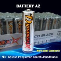 Baterai Battery AA A2 Dynamax 1.5V R6C