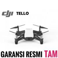 DJI Tello Drone TAM Garansi Resmi Dron Pesawat Heli Helicopter Remote