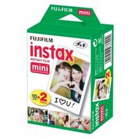 Fujifilm Paper Instax Mini Polos ISI 20 Sheet