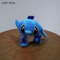 Boneka Stitch Kecil Small Lillo Lilo and n Gantungan Kunci HP Tas