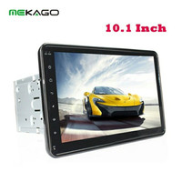 Headunit 10.1 Inch Android 4.4 Quad Core 2 DIN Car Audio Stereo Radio