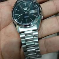jam tangan seiko 5 automatic water resistt