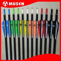 Arrow Carbon Mix MUSEN 7mm Spine 700 - Anak Panah