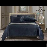 Bedcover Set Sprei King Koil Tencel Motif Warna #010