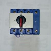 Load break switch on off handle