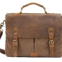 tas kulit import/ tas selempang/tas kantor pria