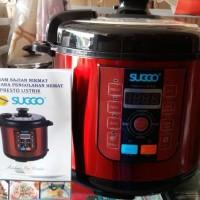 pilihan murah presto listrik suggo / rice cooker & pressure / presto