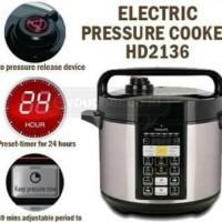pilihan murah philips electric rice pressure cooker / alat presto