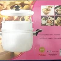 PILIHAN MURAH PANCI KUKUS / STEAMER RICE COOKER MASPION 28CM (PANCA