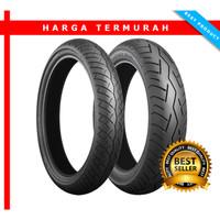 Ban Bridgestone Battlax 100/80-18 BT45 Tubeless Motor Front/Depan Tire