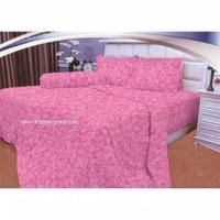 Bedcover T30 Set Queen Vallery Emboss Pink 160x200x30 cm